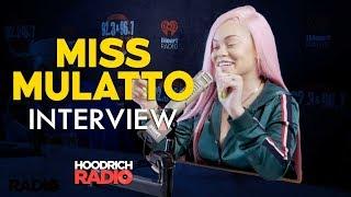 Miss Mulatto Interview on Hoodrich Radio with DJ Scream