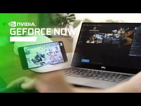 GeForce Now est GRATUIT ! Nvidia veut tuer Google Stadia