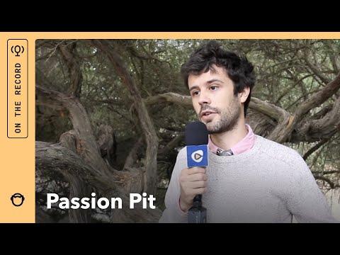 Passion Pit: Speakeasy (interview)