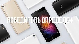 Итоги розыгрыша Xiaomi Mi5 совместно с Mi-Room.Ru