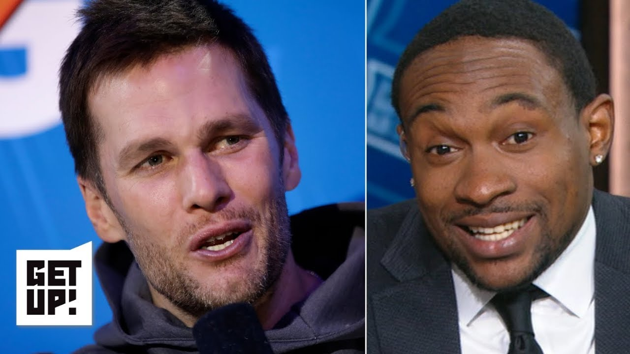 Rams' comments about Tom Brady's age not meant as disrespect – Alshon  Jeffery | Get Up!