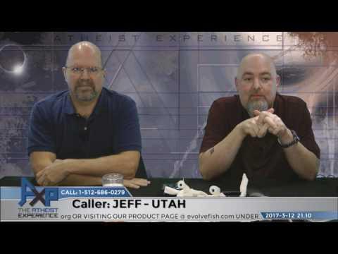 Defending Mormonism & Joseph Smith | Jeff - Utah | Atheist Experience 21.10
