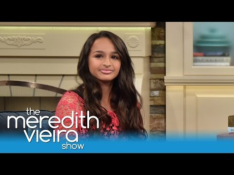 Jazz Jennings On Being Bullied   The Meredith Vieira Show