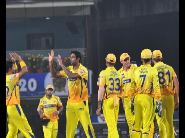 Dhoni unbeaten 63 helps Chennai beat Hyderabad Travel Video