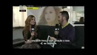 Demi Lovato diz que pegaria o Chay Suede