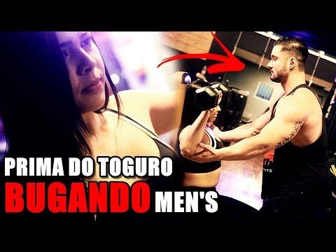 PRIMA DO TOGURO BUGOU O MEN'S PHYSIQUE