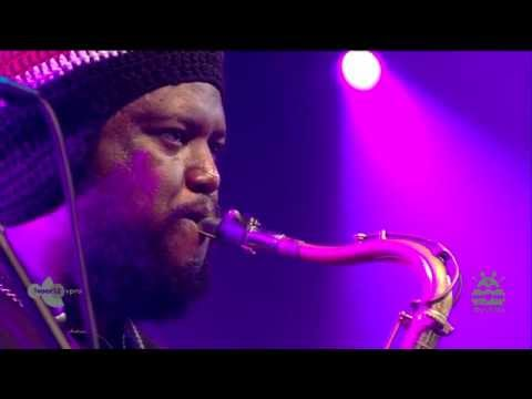 Kamasi Washington live at Lowlands 2016