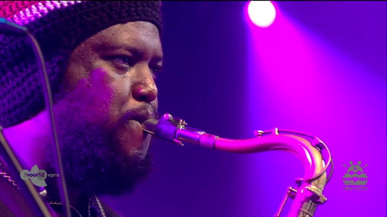 Kamasi Washington | Live at Lowlands | 2016