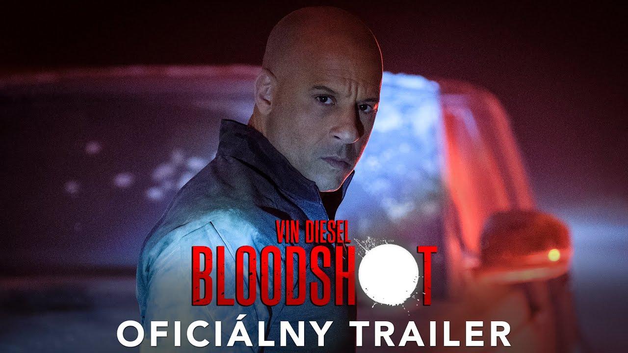 BLOODSHOT (trailer) - od 12. marca v kinách