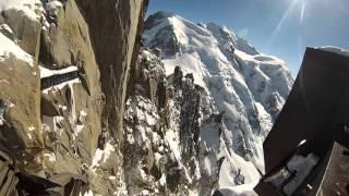 Wing Suit Mont Blanc 2016