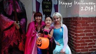 Happy Halloween! Hulyan & Maya