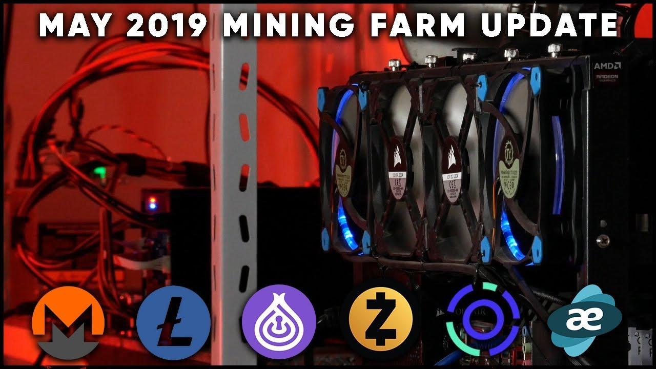 mining farm software