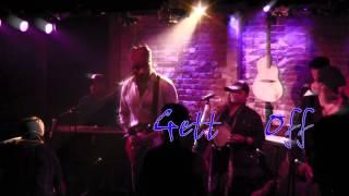 """Jason Murden - """"Cream"""" & """"Gett Off"""" LiVE at The Village Underground"""
