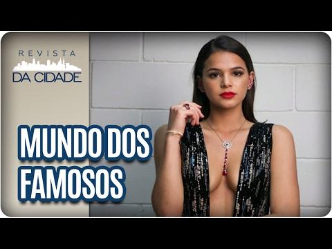 Bruna Marquezine, Madonna e Valesca Popozuda - Revista da Cidade (21/02/2017)