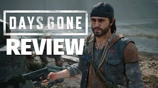 Days Gone Review - Wild, Untamed and Stunning (Video Game Video Review)