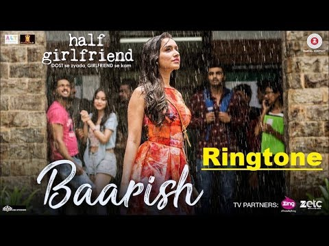 Yeh mausam ki baarish mp3 ringtone from movie half girlfriend 2017