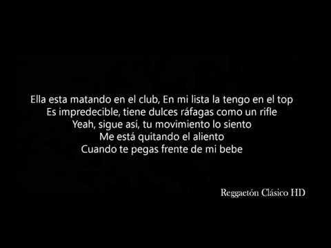 Daddy Yankee - Pose [Letra]