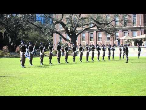 FDT (Class of 2019) Platoon Exhibition Tulane 2016