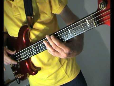 A Taste Of Honey - Boogie Oogie Oogie - Bass Cover