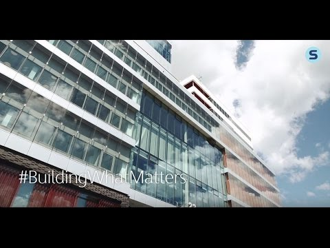 #BuildingWhatMatters: Karolinska University Hospital