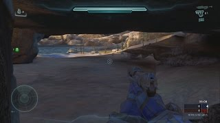 Halo 5 Glitch - Out of Alpine/Inside Mountain