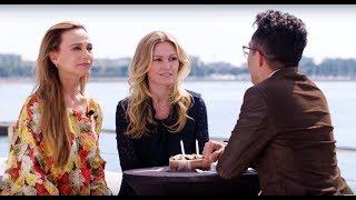 MIP Talents: Riviera's Julia Stiles and Lena Olin