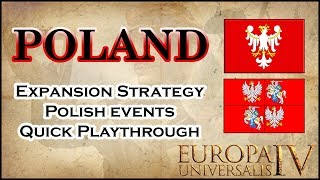 EU4 Poland - Commonwealth Guide | Early Game Strategy | Achievements | Tutorial | AAR