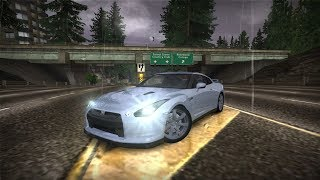 NFSMW Mod Video - Nissan GT-R (R35) [+Add-on]
