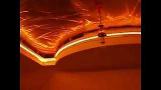 Светодиодная подсветка потолков(Натяжной потолок., 2012-03-22T11:49:21.000Z)