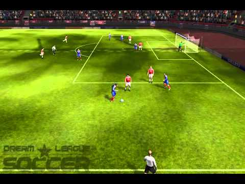 Messi scores amazing bicycle kick goal in dream league soccer youtube - Messi bicycle kick assist ...