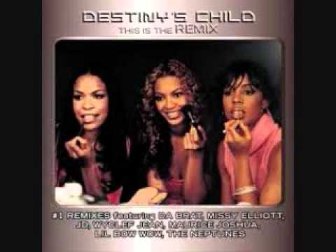 Destinys ChildSay My Name Timbalands Remix This is the Remix album