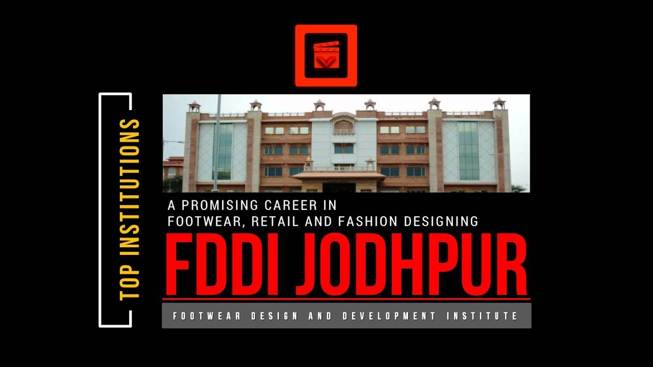 Fddi Top Institute In Footwear And Retail Management Youtube