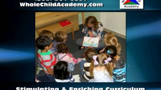Montessori School Thousand Oaks CA - Whole Child Academy