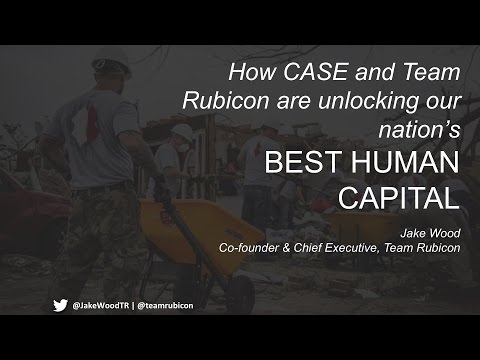 CONEXPO 2017: Service, Disaster Relief and Heavy Equipment Training with Team Rubicon