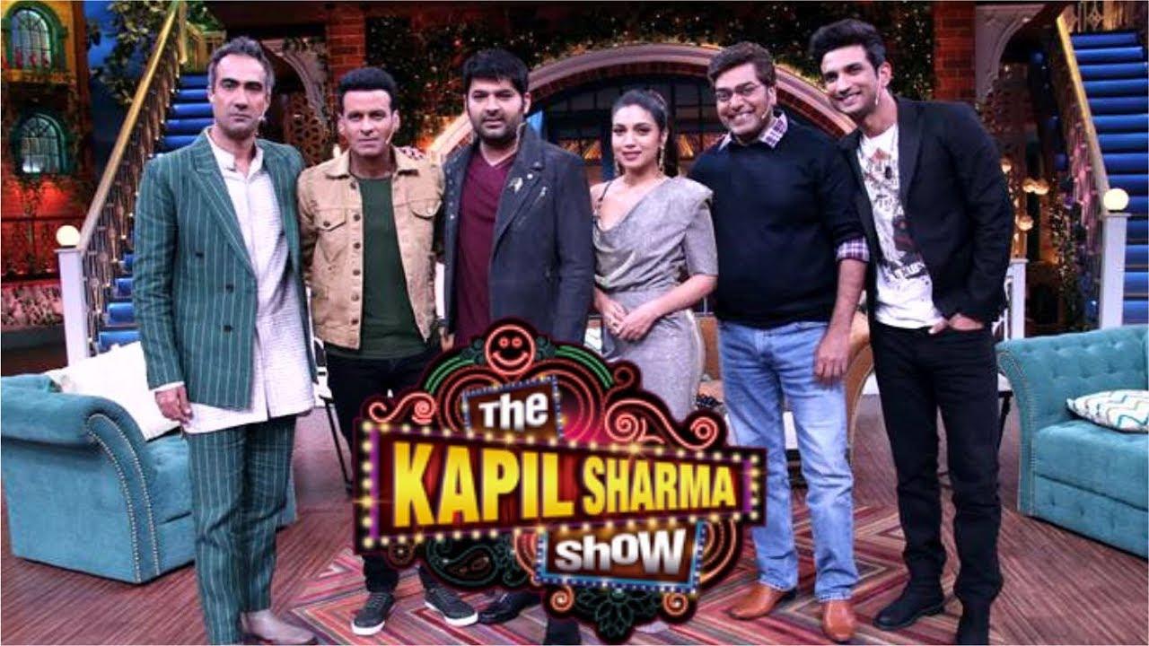 The Kapil Sharma Show Full Episode Bhumi Pednekar & Sushant Singh Rajput |  Best Comedy Funny Videos