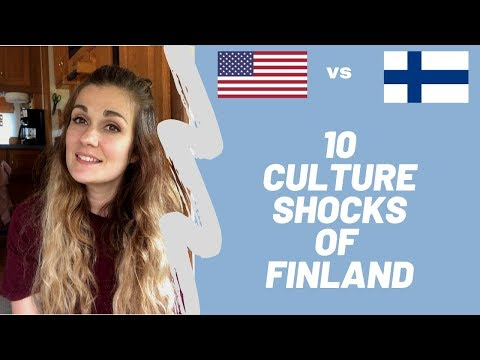 10 CULTURE SHOCKS | FINLAND | NOMAD LIFE | PART 1