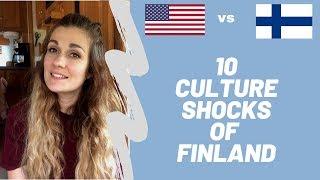 10 CULTURE SHOCKS | FINLAND | NOMAD LIFE | PART 1