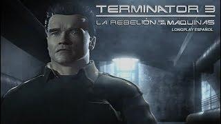Terminator 3 pelicula completa en español