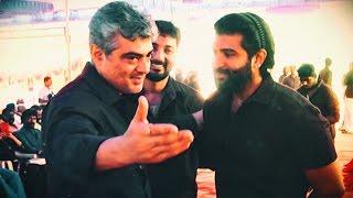Ajith & Arun Vijay meet at Nadigar Sangam   Silent Jallikattu Protest