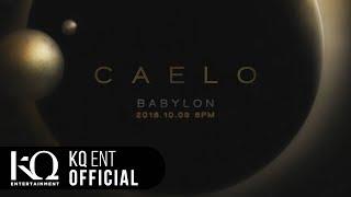 베이빌론(Babylon) 1st Album [CAELO] Preview