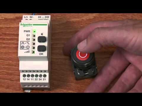 Wireless XB5R Trådløse trykknapper