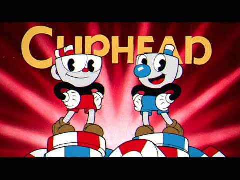 Cuphead Launch Day Live Stream on Xbox One S
