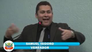 Samuel Isidoro Pronunciamento 16 01 17