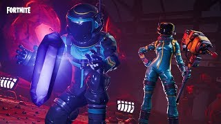 NEUE FORTNITE HAZARD SKINS NEUE BURST RIFLE FORTNITE BATTLE ROYALE LIVE STREAM TOXIC TROOPER NEUE SKIN!