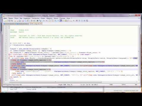Доработка Com_content в шаблоне Midnight под Joomla 3.6.3