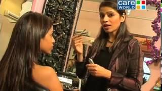 Care World TV USA  Episode 60 Saundarya Eye Make Up