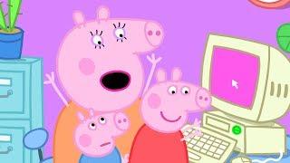 Peppa Wutz   Familie - Zusammenschnitt   Peppa Pig Deutsch Neue Folgen   Cartoons für Kinder