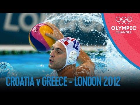 Men's Water Polo Preliminary Round - GRE v CRO | London 2012 Olympics