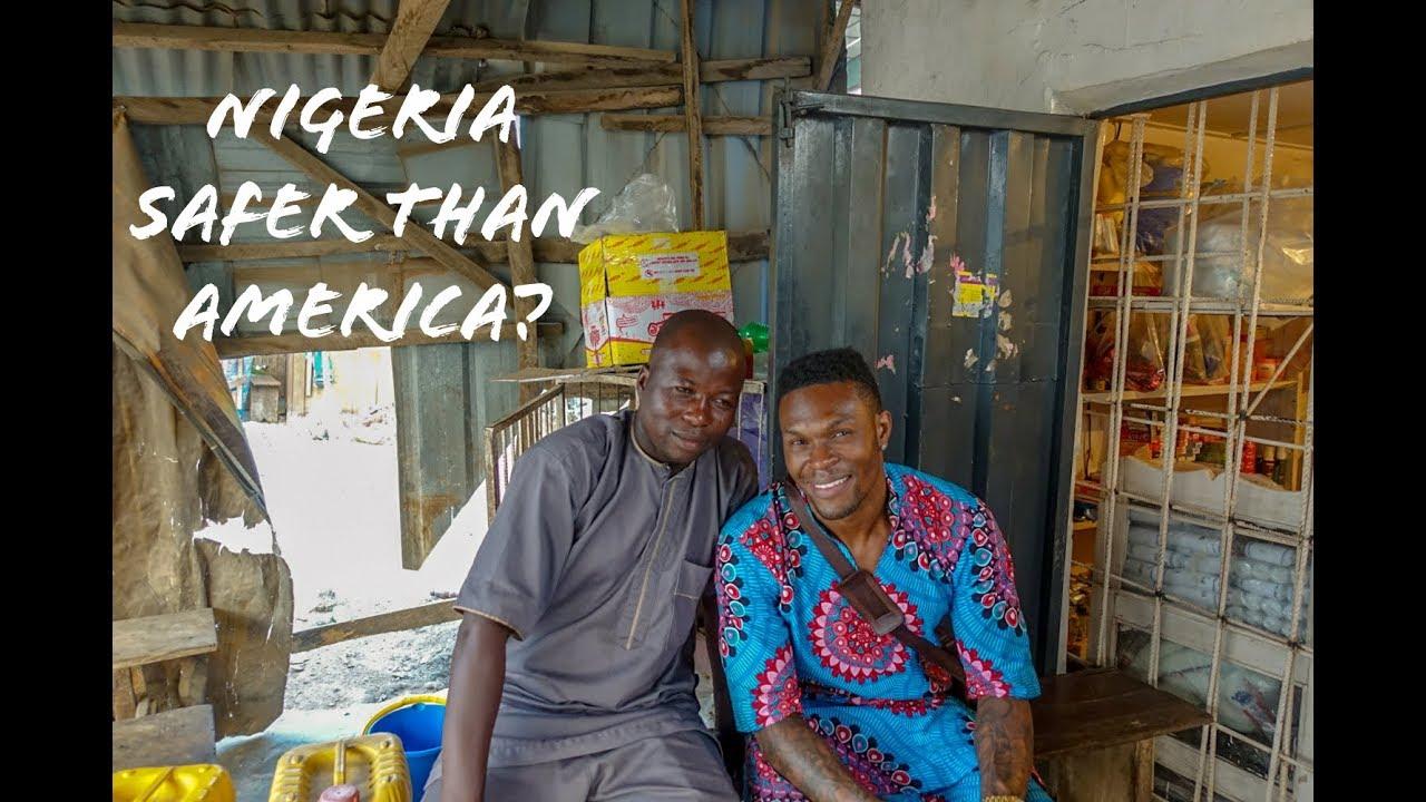 Is Nigeria Safer Than America For Black Americans? w/ John Cashin