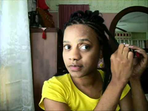 crazy twist hairstyle part 2 of